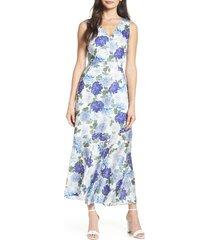 women's sam edelman floral midi dress