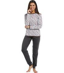 dames pyjama rebelle 21212-400-2-40