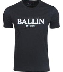 ballin new york ballin heren t-shirt est 2013 print -