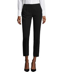 tailored cropped pants