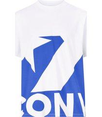 t-shirt star chevron icon remix tee