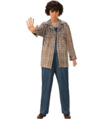 buyseasons stranger things women's eleven's plaid adult shirt