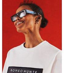 tommy hilfiger women's tommyxromeo sunglasses black -