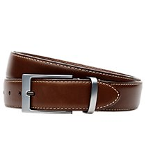 jos. a. bank leather casual belt