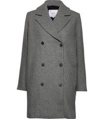 usva coat yllerock rock grå makia