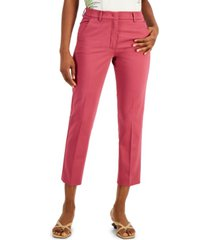 weekend max mara gineceo cropped trousers