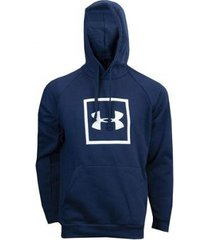 moletom under armour logo masculino