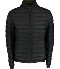 hugo boss chorus tussenjas zwart regular 50427292/001