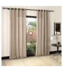 cortina infinity - 180 x 300 cm ráfia