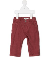 bonpoint corduroy cotton trousers