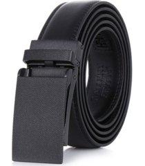 gallery seven men's adjustable leather ratchet belt