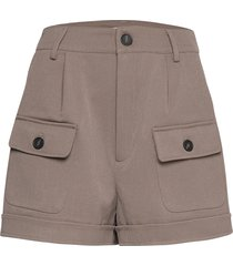 abigz shorts so21 shorts flowy shorts/casual shorts grå gestuz