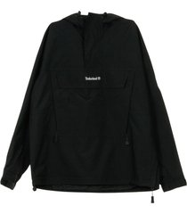 giaccone fittable hoodie jacket