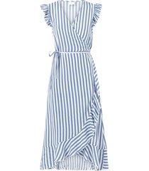 omlottklänning vimesina c/s wrap dress