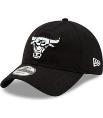 gorra negro new era 920 chicago bulls-new era