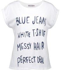 12031-46 t-shirt tekst
