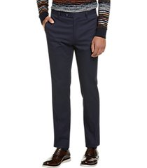 paisley & gray slim fit suit separates pants navy