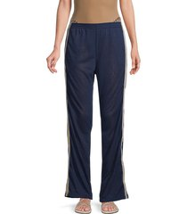 peixoto women's bondi pants - blue - size l