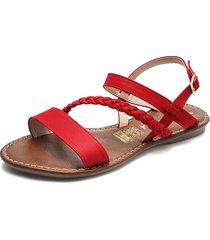 sandalia dama rojo tellenzi 1903