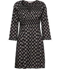calling for dress korte jurk zwart odd molly