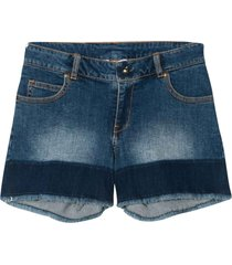 little marc jacobs faded denim shorts