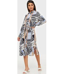 object collectors item objhelen ls shirt dress pb7 loose fit dresses
