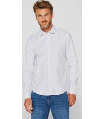 camisa con lunares blanco esprit