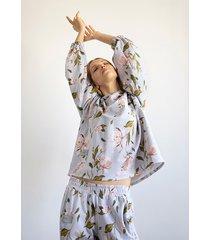 bluza damska z kapturem magnolie bell
