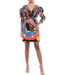 korte jurk versace a85337a233265
