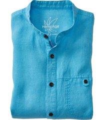 overhemd noam, lichtblauw m