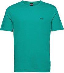tee t-shirts short-sleeved grön boss