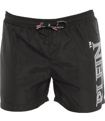 plein sport swim trunks
