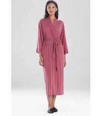 congo long sleep & lounge bath wrap robe, women's, size l, n natori
