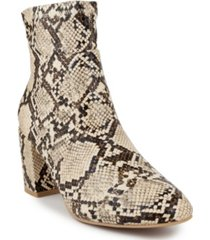 sugar women's itsie stretch ankle booties women's shoes
