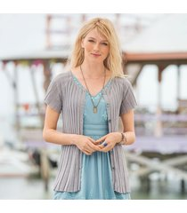 melissa swing cardigan sweater