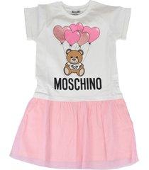 moschino balloon bear dress