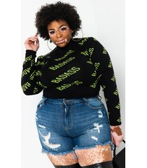 akira plus badass sweater