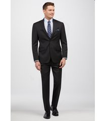 jos. a. bank men's traveler collection tailored fit suit clearance, dark grey, 40 short