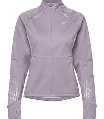 lite-show 2 winter jacket outerwear sport jackets paars asics