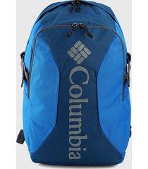 morral  azul columbia windward daypack