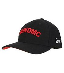 boné new era aba curva 940 run dmc