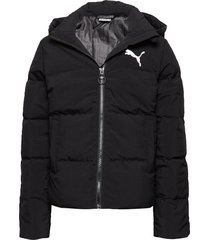 style down jacket b gevoerd jack zwart puma