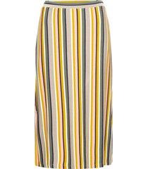 kjol striped skirt