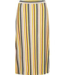 kjol striped skirt