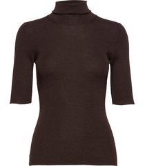 leenda r.regal wool t-shirts & tops knitted t-shirts/tops bruin theory