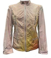 polina-jacket regenjas degrade