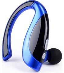 audífonos bluetooth, original hifi inalambricos stereo audifonos bluetooth manos libres  headset sport auricular manos libres auriculares con música para el iphone 6 samsung s7 xiaomi 5 (azul marino)