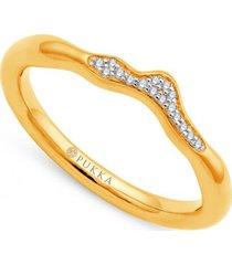 pierścionek nimbus chevron