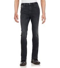 stilt five-pocket jeans
