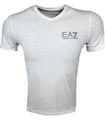 armani ea7 t-shirt wit 3zpt53pj30z